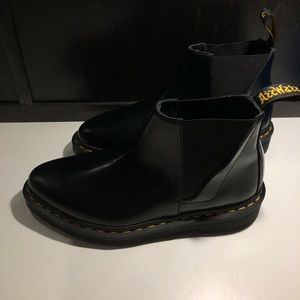 Dr. Martens Bianca Chelsea Boot!